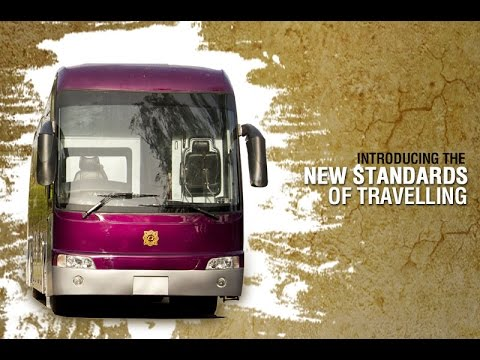 Download Q-Connect Luxury Bus 2016 HD Mp4 3GP Video and MP3