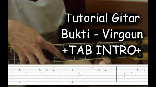 Download Lagu Belajar Gitar (Bukti -Virgoun) + TAB INTRO Mp3