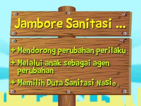 Jambore Sanitasi Lingkungan