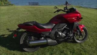 10. Honda CTX700 Motorcycle Experience Road Test