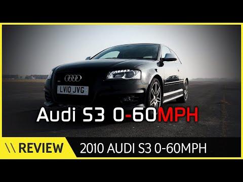 Audi S With Launch Control NFoxtv - Audi s3 0 60