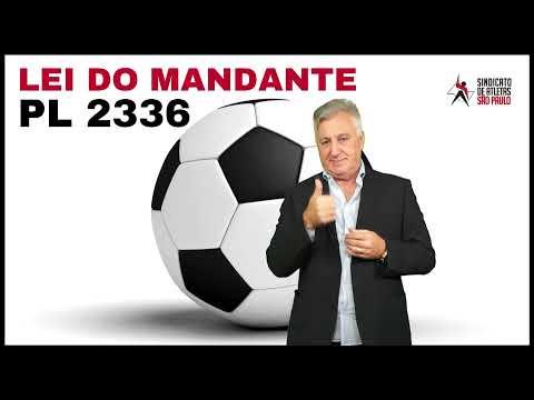 PL 2336: Martorelli explica Lei do Mandante e sua ligação com o Direito de Arena dos atletas