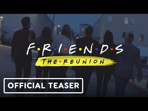 Friends: The Reunion - Official Teaser Trailer (2021) HBO Max