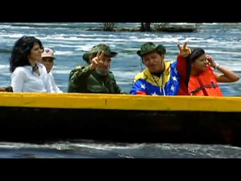 Cabalgando con Fidel