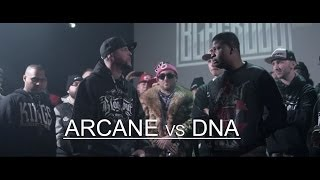 King of the Dot | Arcane vs. DNA