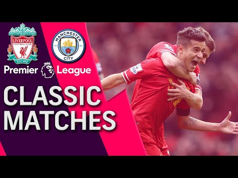 Liverpool V. Manchester City | PREMIER LEAGUE CLASSIC MATCH | 4/13/2014 | NBC Sports