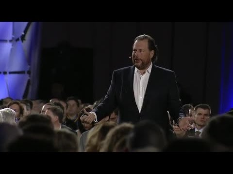 Part 1: Welcome and Corporate Overview - Salesforce World Tour Chicago