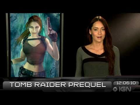 preview-New Tomb Raider Prequel & Prototype Sequel Announced - IGN Daily Fix, 12.06 (IGN)
