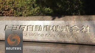Trump threatens Toyota