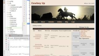 Ruby/Rails 4.0 - Lecture 19/29 - Adding Pagination