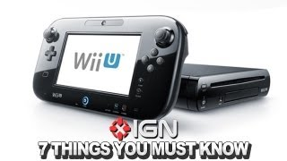 Video Wii U: 7 Things You Must Know MP3, 3GP, MP4, WEBM, AVI, FLV Oktober 2018