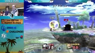 M2K and Plup having a taunt battle in GFs of Smash n' Splash