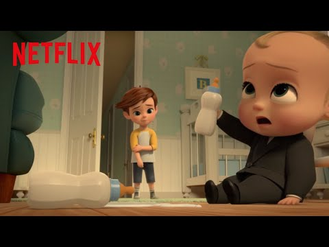 Meet Gigi | The Boss Baby: Back in Business | Netflix Futures