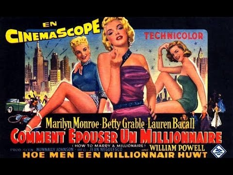 How To Marry A Millionaire_Sweet & Lovely1953