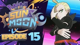 Pokémon Sun & Moon Let's Play w/ TheKingNappy! - Ep 15 GLADION AND TYPE: NULL by King Nappy