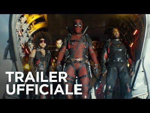 Preview Trailer Deadpool 2, trailer italiano ufficiale