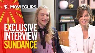 'Love & Friendship' Sundance Cast Interview (2016) Variety