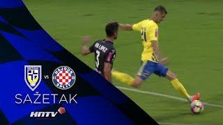 Nogometaši Inter-Zaprešića i Hajduka odigrali su 2:2 u Zaprešiću u utakmici drugog kola Hrvatski Telekom Prve lige. Hajduk je...