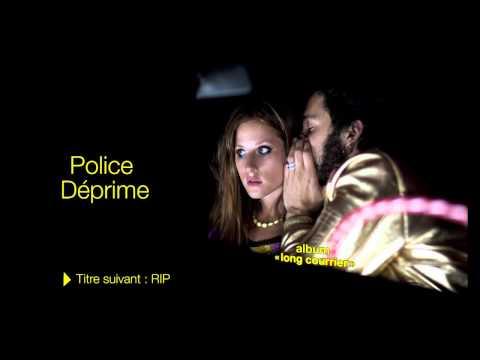 Tekst piosenki BB Brunes - Police Déprime po polsku