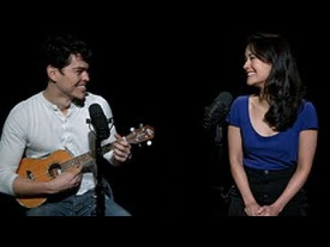 "Phantom Of The Opera Stars Rodney Ingram & Ali Ewoldt Perform An Acoustic ""All I Ask Of You"""