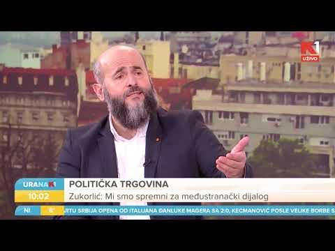 URANAK1 | Koji su ciljevi sa kojima ulaze u međustranački dijalog? Muamer Zukorlić | Miloš Jovanović