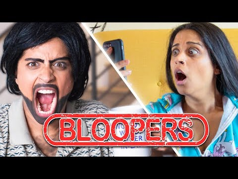 BLOOPERS: Telling My Parents About My Boyfriend...