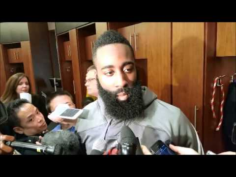 James Harden credits Brewer, Howard for win over Pelicans