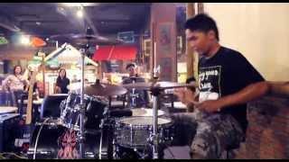 Neng Neng Nong Neng (Ku Ingin Terus Lama Pacaran Disini) - TRIAD (Drum Cover by Samuel Perth)