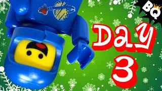 Custom LEGO Movie Advent Calendar Day 3 Unboxing