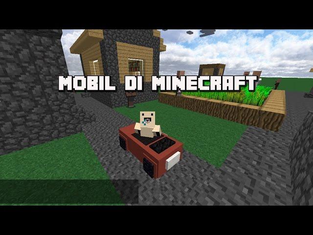Minecraft Tutorial Cara Membuat Mobil Bisa Bergerak | Mp3FordFiesta ...
