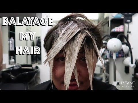 New hairstyle - Balayage My Hair