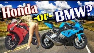 5. BMW S1000rr or CBR1000rr? Why I Chose the CBR1000rr