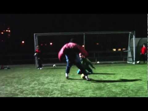 Brankářské tréninky 2012