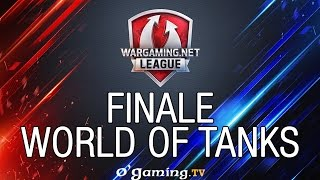World of Tanks : Finale Wargaming Gold League EU 2015/2016