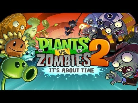 plantas contra zombies - Plants vs. Zombies™ 2 by PopCap The zombies are coming... back. It's about time! The sequel to the hit action-strategy adventure with over 30 Game of the Yea...