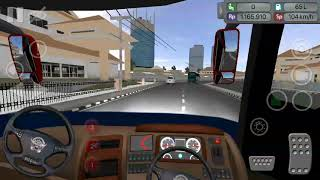 Crash with Avanza (Bus Simulator Indonesia. Maleo)