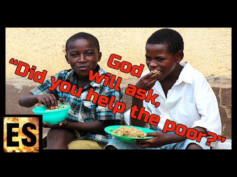 Helping the Poor: Radical Preparation for the Return of Jesus!