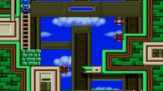 Mega Man: The Wily Wars- Cut Mans Stage