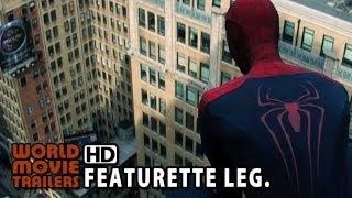 O Espetacular Homem-Aranha 2 Featurette - Tornando-se Peter Parker (2014) Legendado HD