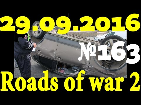Новая подборка аварии и ДТП от
