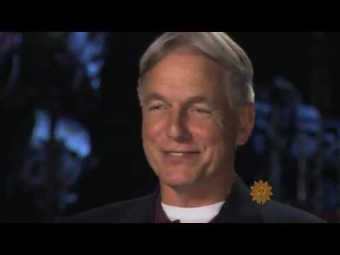 harmon - Wonderful interview with Mark Harmon on CBS Sunday 5th May 2013.
