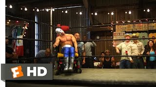 Nonton Date and Switch (2014) - The Stephen Hawking of Luchadores Scene (5/10) | Movieclips Film Subtitle Indonesia Streaming Movie Download