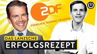 Video Warum stellt Markus Lanz dumme Fragen? Die Taktik des Talkers | WALULIS MP3, 3GP, MP4, WEBM, AVI, FLV April 2018