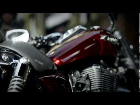 A nap videója: Triumph Thunderbird Commander & LT