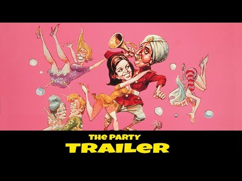 THE PARTY (New & Exclusive) Blu-ray Trailer