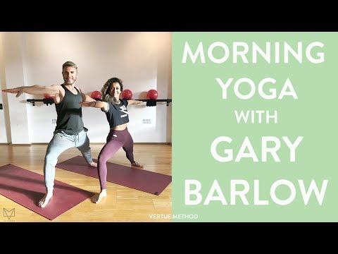 YOGA WITH GARY BARLOW | Full Sequence Yoga Class | Shona Vertue