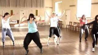 Ciara - Turn It Up  - Hip Hop In Heels (a.k.a Sexy Stiletto) Choreography By Anne Murray