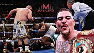 Video 10 Reasons ANDY RUIZ JR Beat Anthony Joshua MP3, 3GP, MP4, WEBM, AVI, FLV Juni 2019