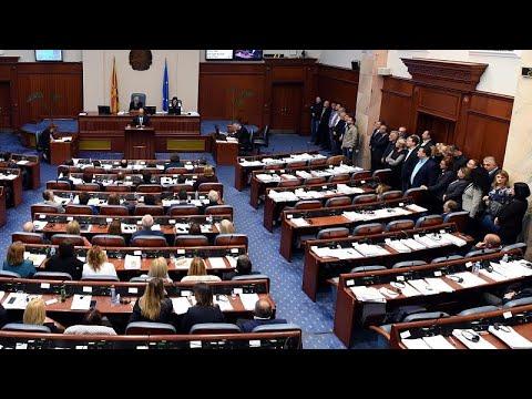 Ζ.Ζάεφ: Η Ελλάδα δεν μπορεί να μας αρνηθεί την Μακεδονική ταυτότητα…