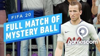 FIFA 20: Full Match of New Mystery Ball Mode Gameplay (4K) - Gamescom 2019 by IGN